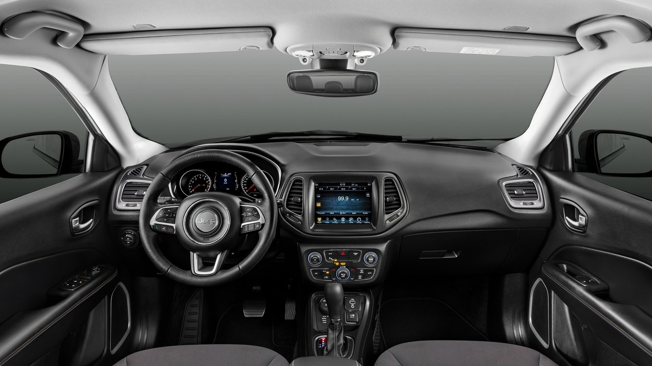 2017 jeep compass officially revealed update 57 photos added. Black Bedroom Furniture Sets. Home Design Ideas
