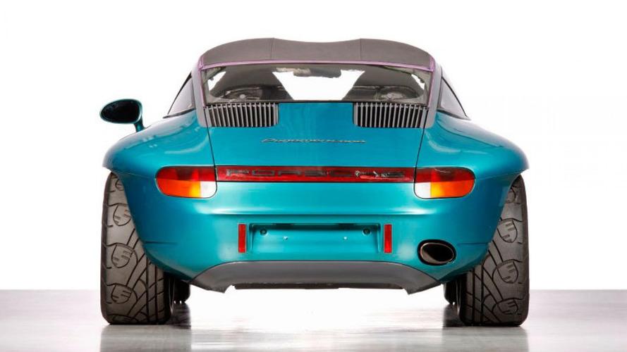 Concept We Forgot 1989 Porsche Panamericana