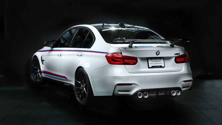 BMW presents an arsenal of SEMA-bound M Performance goodies
