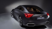 Hyundai HCD-14 Genesis Concept 14.01.2013