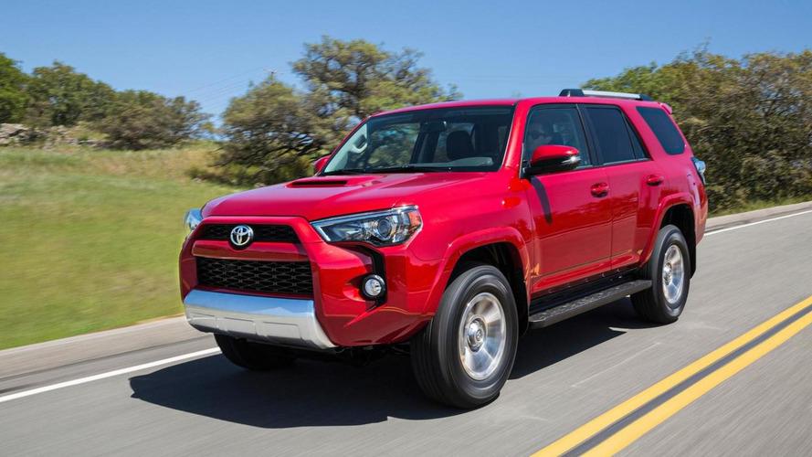 2014 Toyota 4Runner revealed [videos]