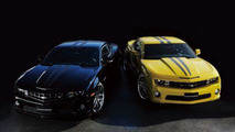 Chevrolet Camaro Giovanna Edition debuts at 2013 Tokyo Auto Salon