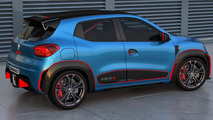 Renault KWID RACER, CLIMBER concepts debut at Auto Expo [video]