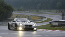 BMW M6 GT3 looks at home on the Nürburgring