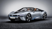 New BMW i8 Spyder concept rumored for CES