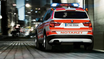 BMW to unveil a paramedic version of the M235i Coupe at RETTmobil 2014