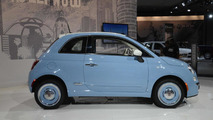 2014 Fiat 500 1957 Edition at Los Angeles Auto Show 21.11.2013