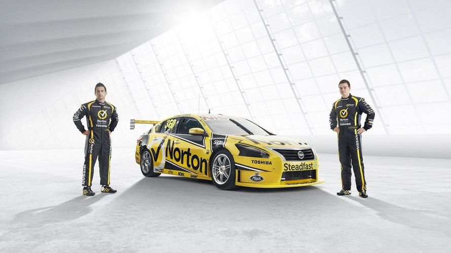 2014 Norton Nissan Altima unveiled for V8 Supercars Championship