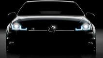 2014 Volkswagen Golf R teased?