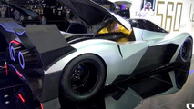 Short clip with the Devel Sixteen in motion, sounds fierce