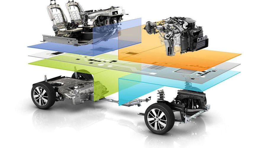 Renault-Nissan unveils their global Common Module Family (CMF) architecture