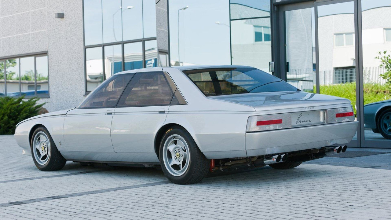 1980 Ferrari Pinin Prototipo 05.10.2011
