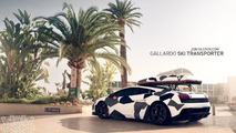 One-off DMC Gallardo 'Ski Transporter' for Jon Olsson