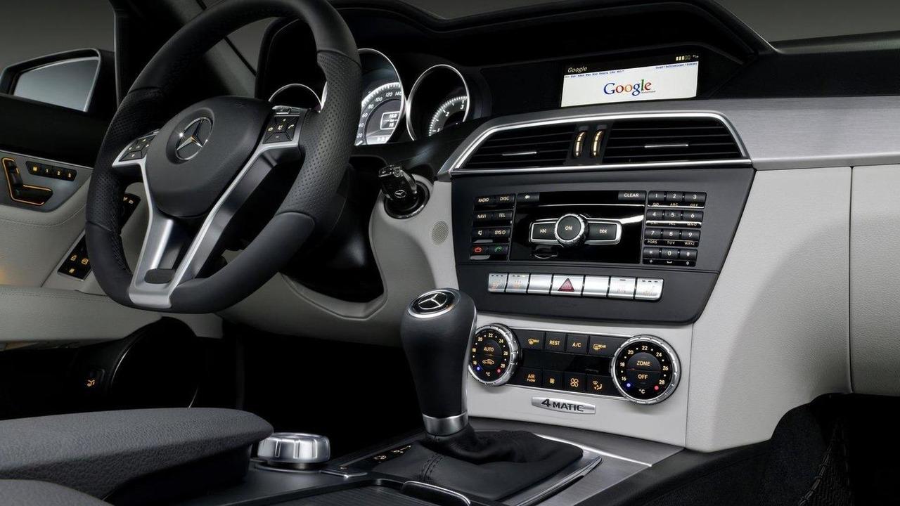 2012 Mercedes C-Class facelift, 1600, 23.12.2010