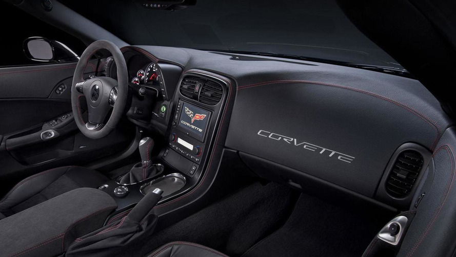 Chevrolet Corvette Centennial Edition announced [video]