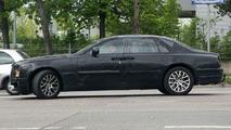 Rolls-Royce Ghost Spied in Munich Showing New Details