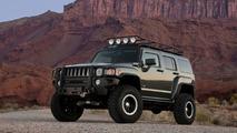 HUMMER H3 Moab Concept - SEMA 2009