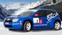 Dacia Duster Ice Racer gives First Glimpse of Production Model