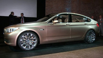 BMW 5 Series GT Concept Breaks Cover