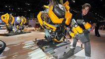 Lifesize Autobot Bumblebee