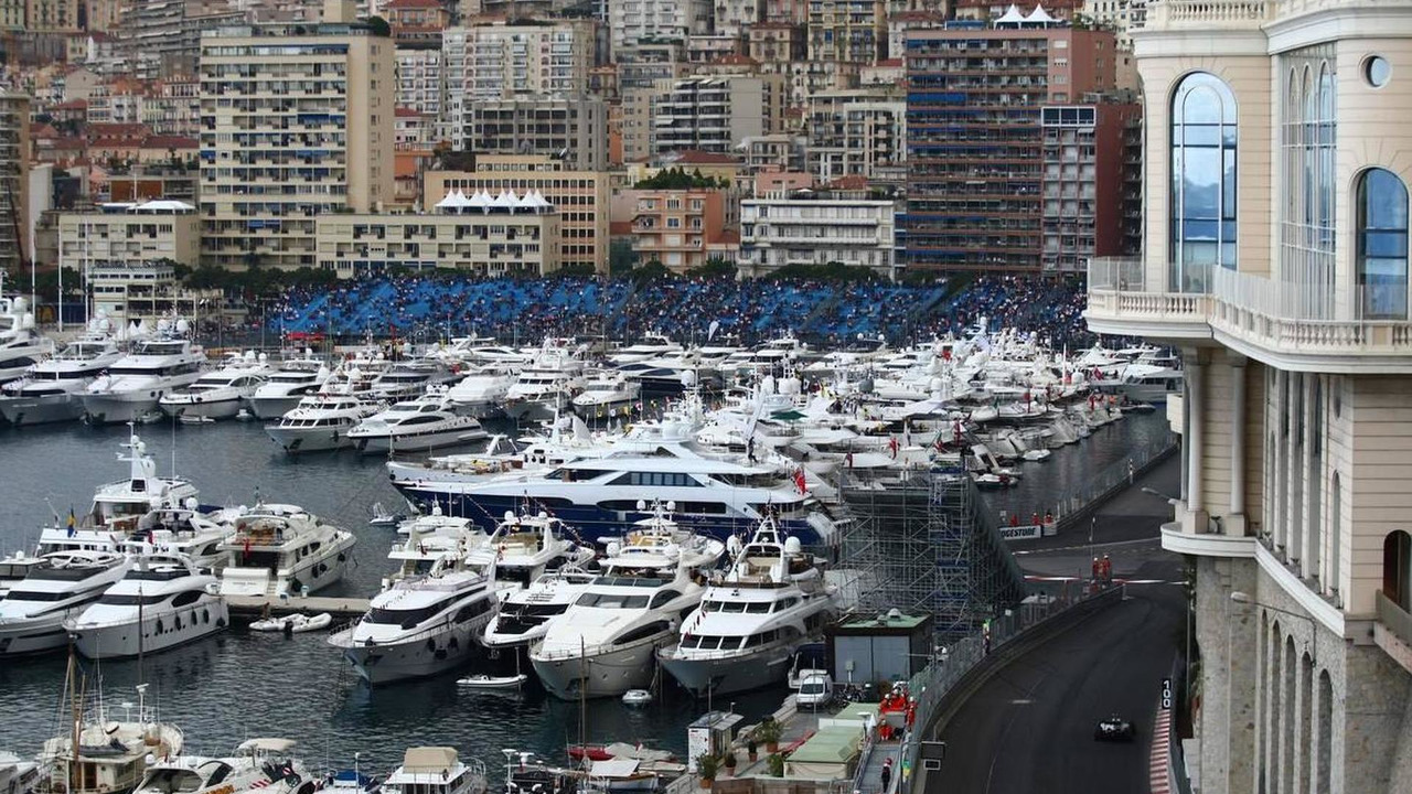 Nico Rosberg (GER), Mercedes GP Petronas, Monaco Grand Prix, 13.05.2010 Monaco, Monte Carlo