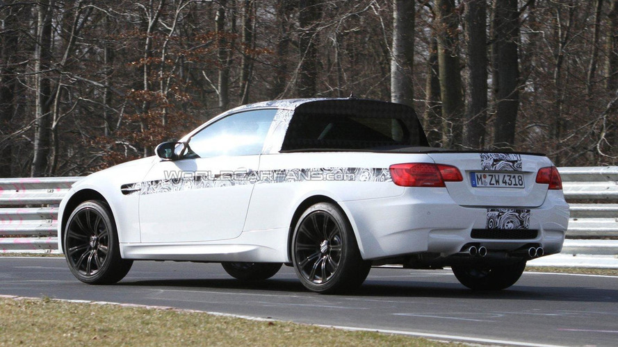 BMW M3 Pickup spied for first time