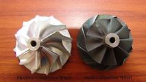 Alsa Engineering BMW X6 M turbo compressor wheels 30.06.2010