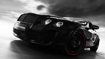 Bentley Continental Ultrasports 702 by wheelsandmore 26.04.2010