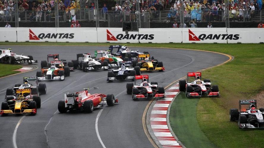 World's press hails end of F1 boredom