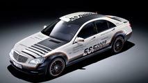 Mercedes ESF 2009 S400 Hybrid Concept