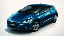 Honda CR-Z European Debut at Geneva