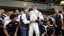 Richer team might 'grab' Hulkenberg - Stewart