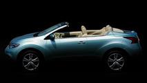 Nissan Murano CrossCabriolet teased for LA debut
