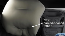 2012 Ford Focus features adaptive airbags