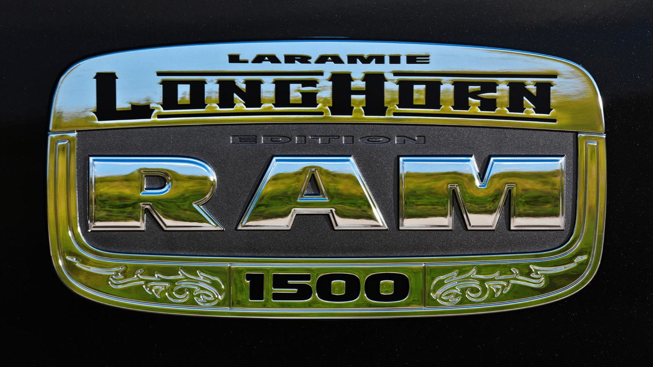Ram Laramie Longhorn Edition