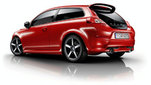 2010 Volvo C30 R-Design facelift