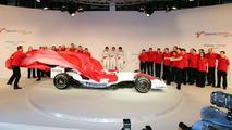 2008 Toyota TF108 F1 Racecar