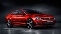 Volkswagen Golf CC GTI render shows potential
