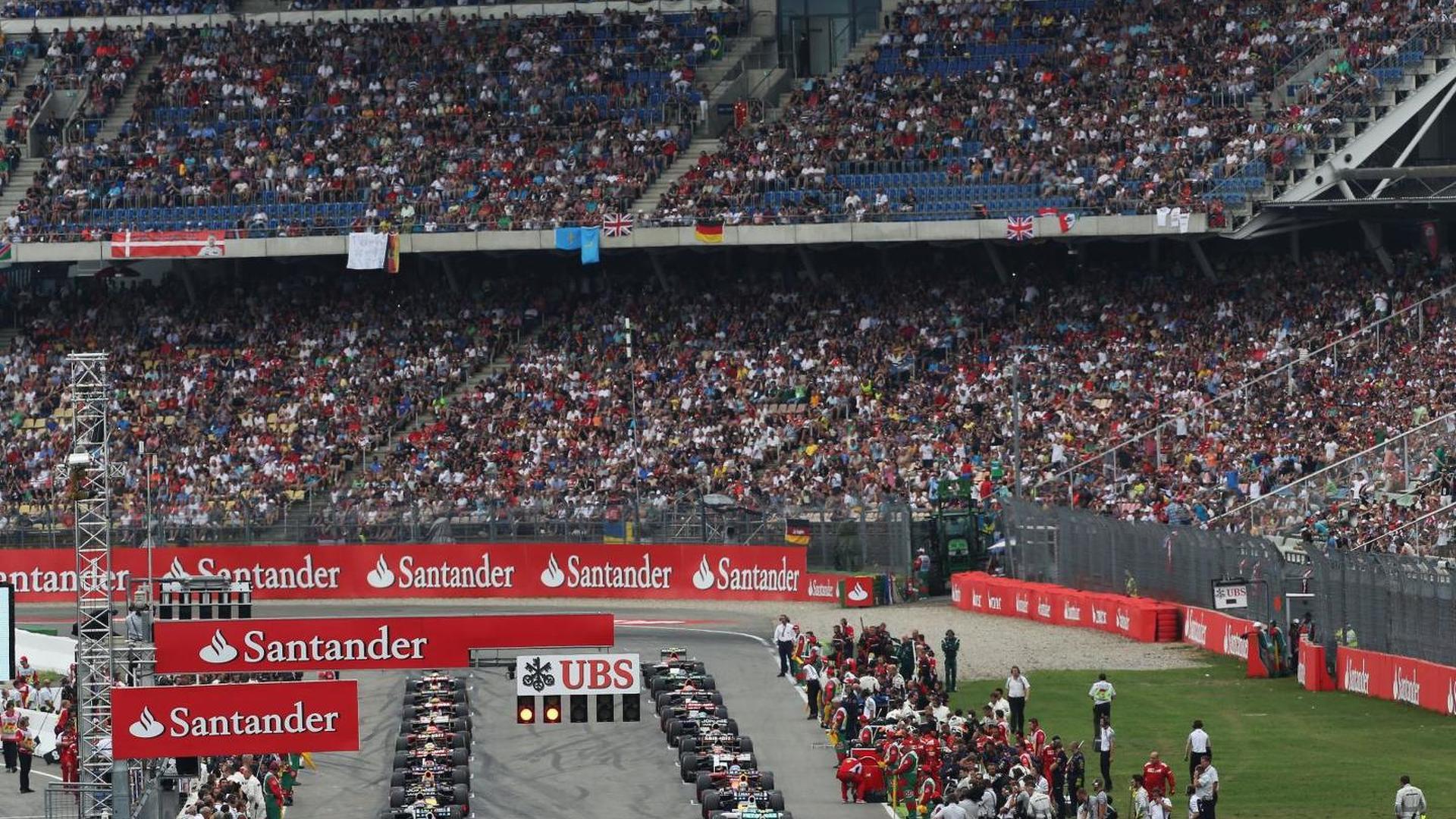 'Silly season' strikes F1 throughout 2014 grid