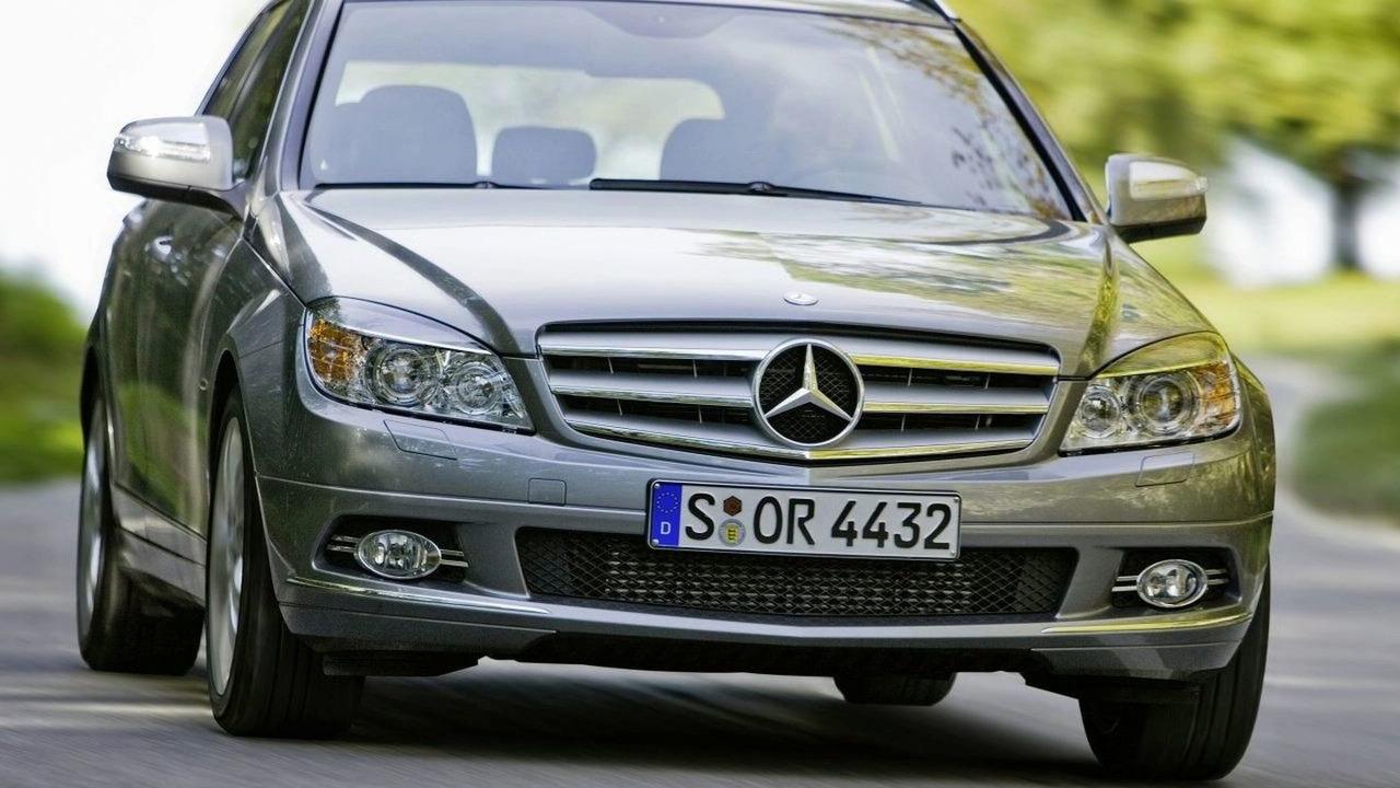 Mercedes-Benz C-Class 4MATIC