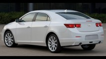 Novo Chevrolet Malibu poderá substituir o Impala nos Estados Unidos