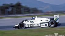 Keke Rosberg, Williams