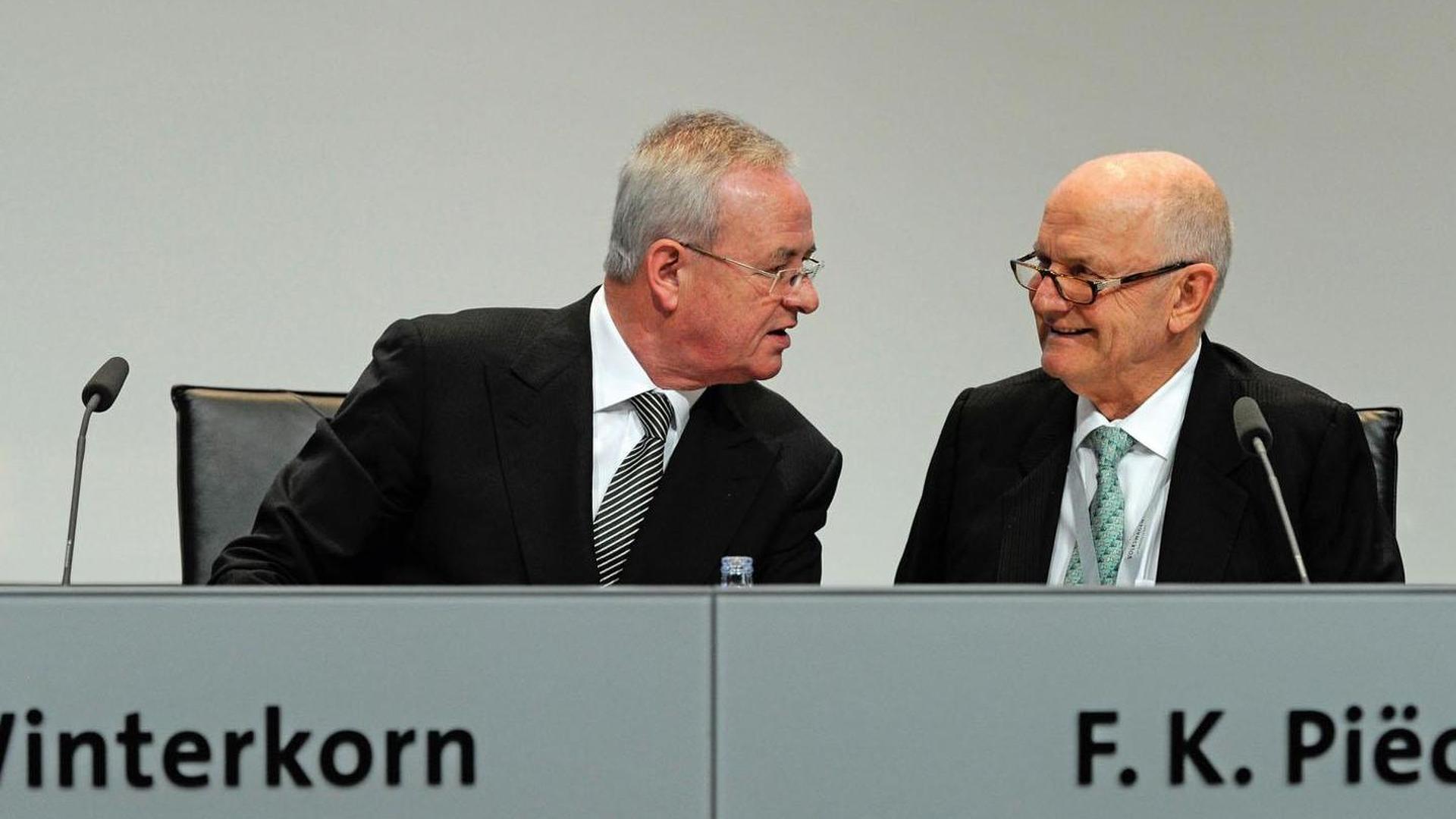 Ferdinand Piëch resigns from Volkswagen