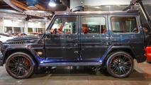 800 PS Mercedes G65 AMG by Brabus available at Dubai dealership