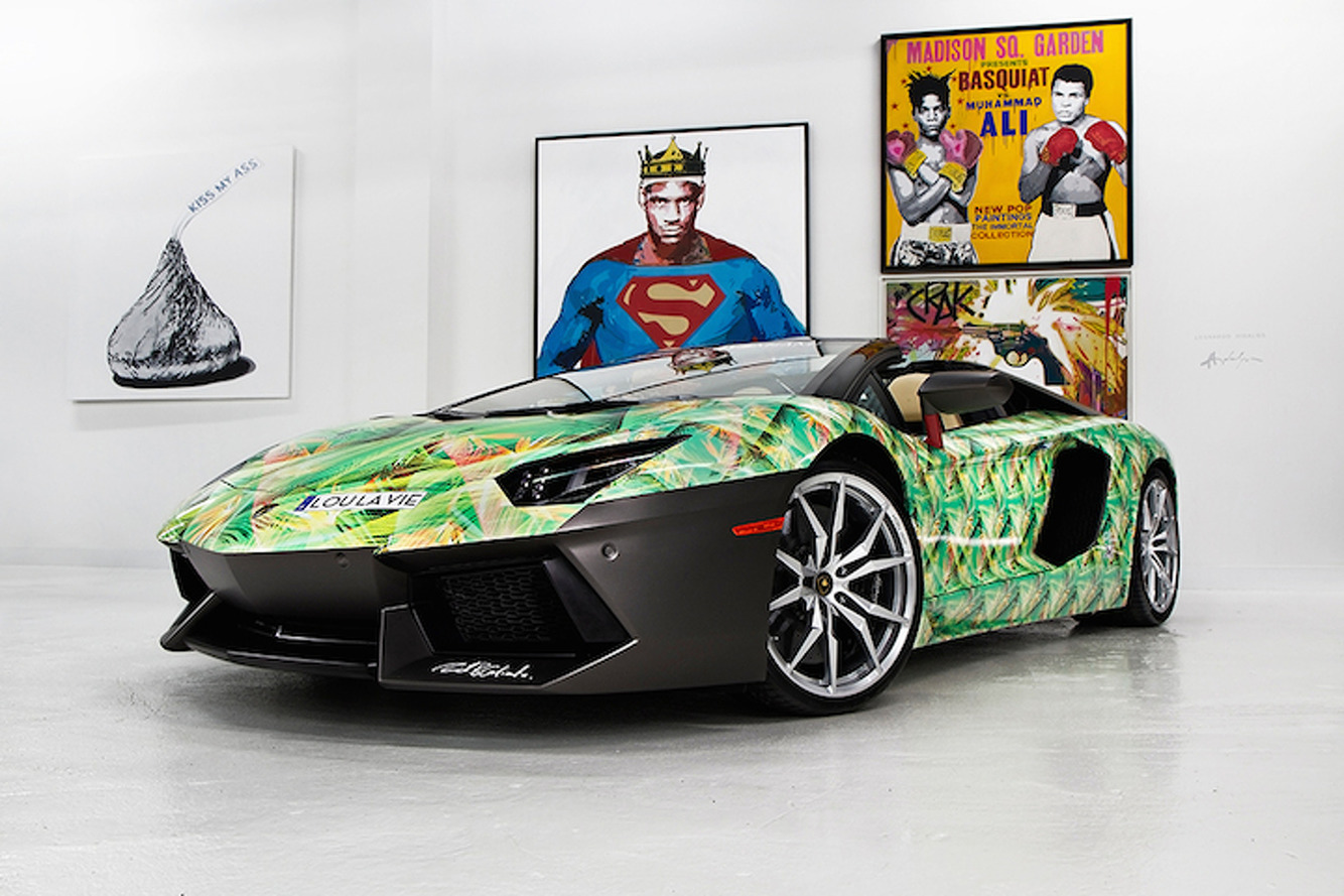 Lebron James' Garage: An Epic Selection of Supercars and SUVs