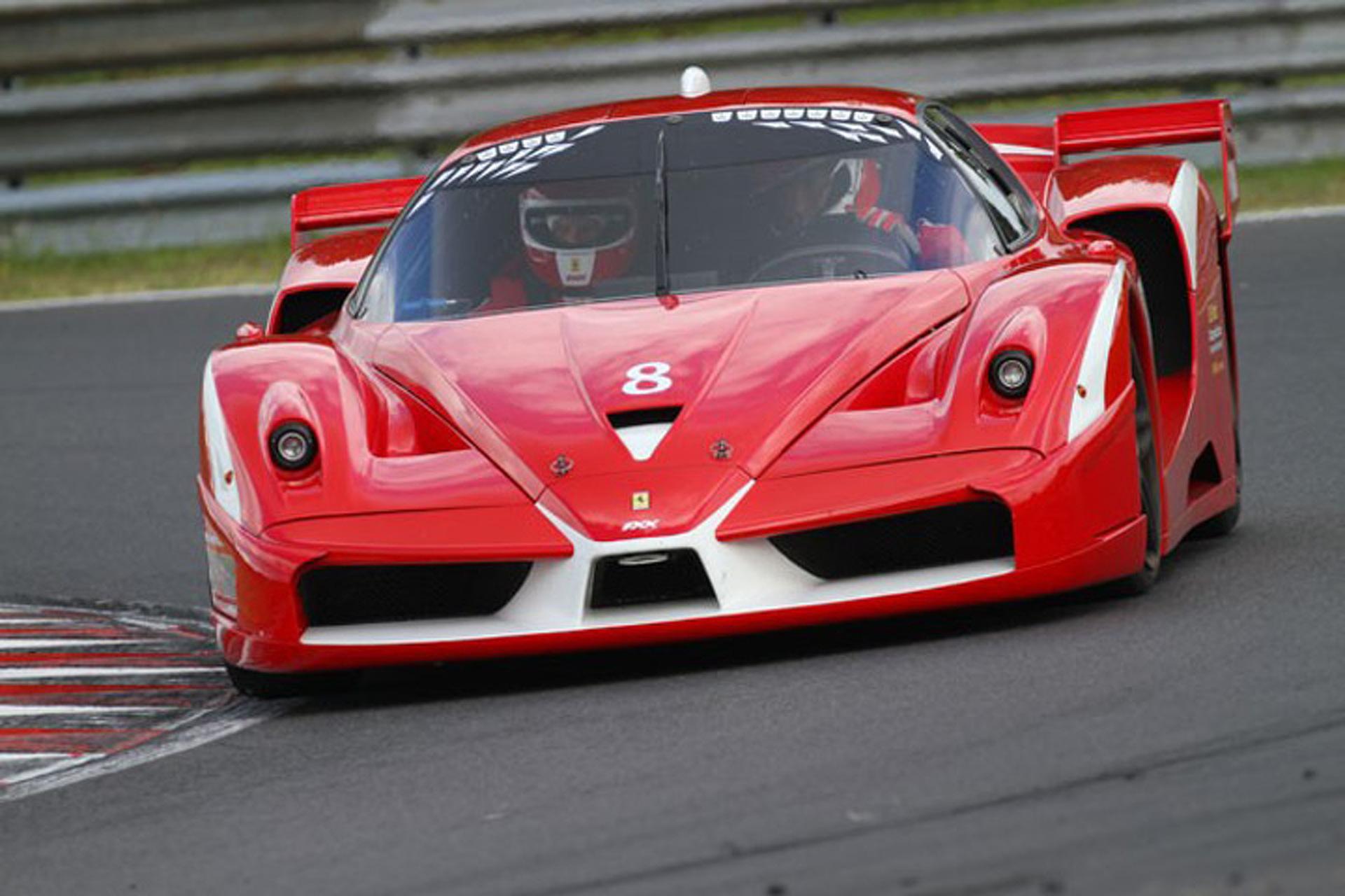 Holy Horsepower: 860hp Ferrari FXX Evoluzione for Sale