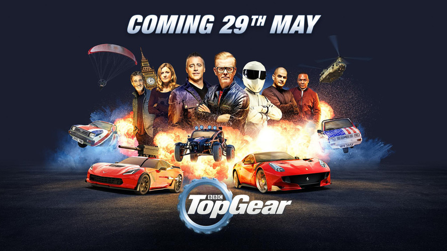 Top Gear to keep current hosts