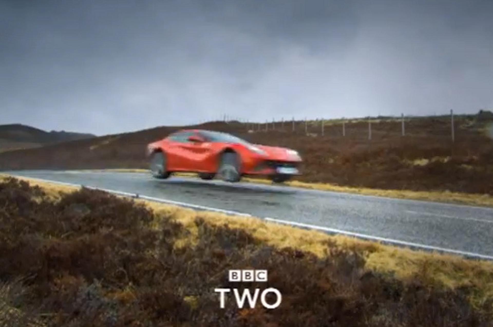 Top Gear Teases New Season By Jumping Ferrari [video]