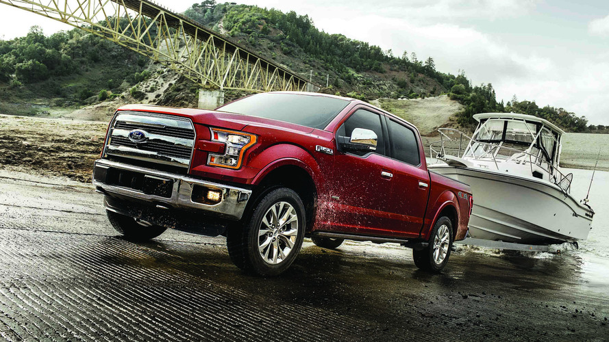 2017 Ford F-150 gets fuel economy boost from powertrain upgrades