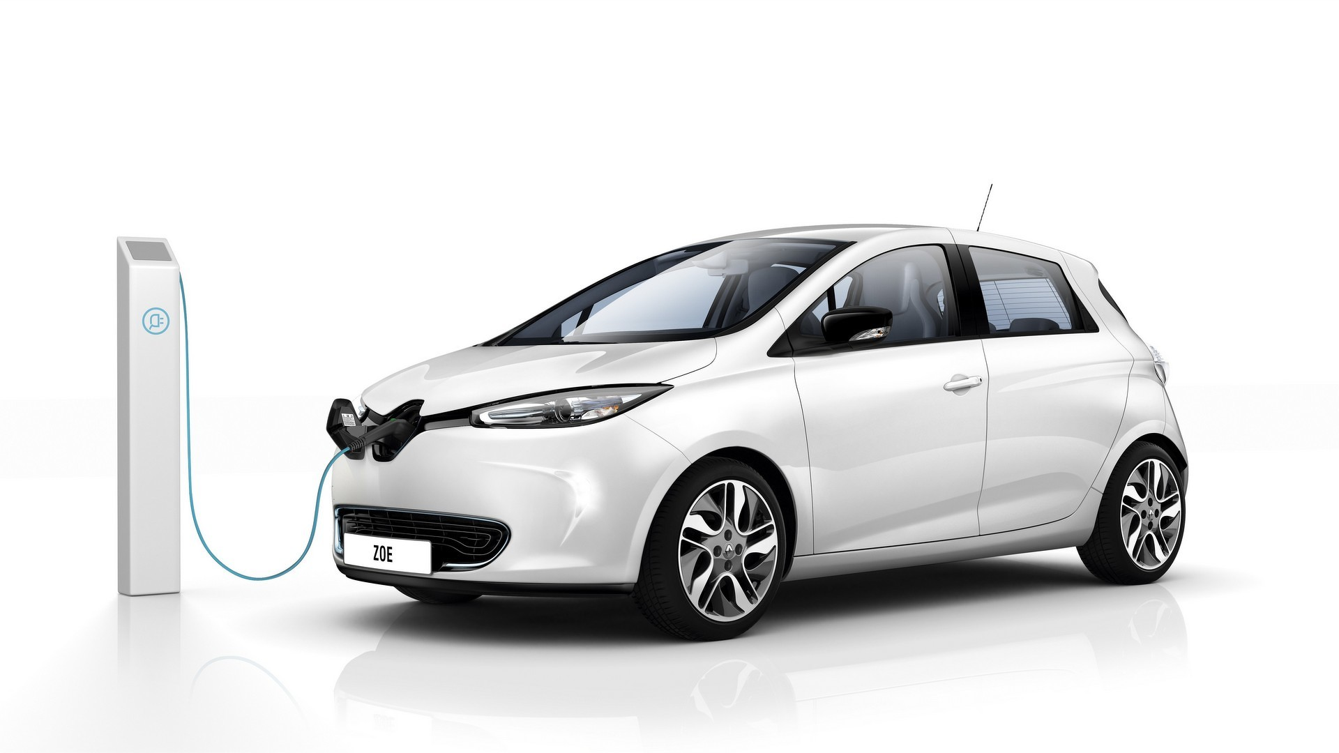 renault zoe ze 40 gets 248 mile range. Black Bedroom Furniture Sets. Home Design Ideas